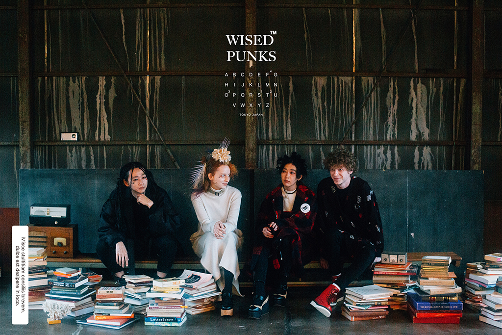 "2021 A/W <br /> "" WISED PUNKS"""
